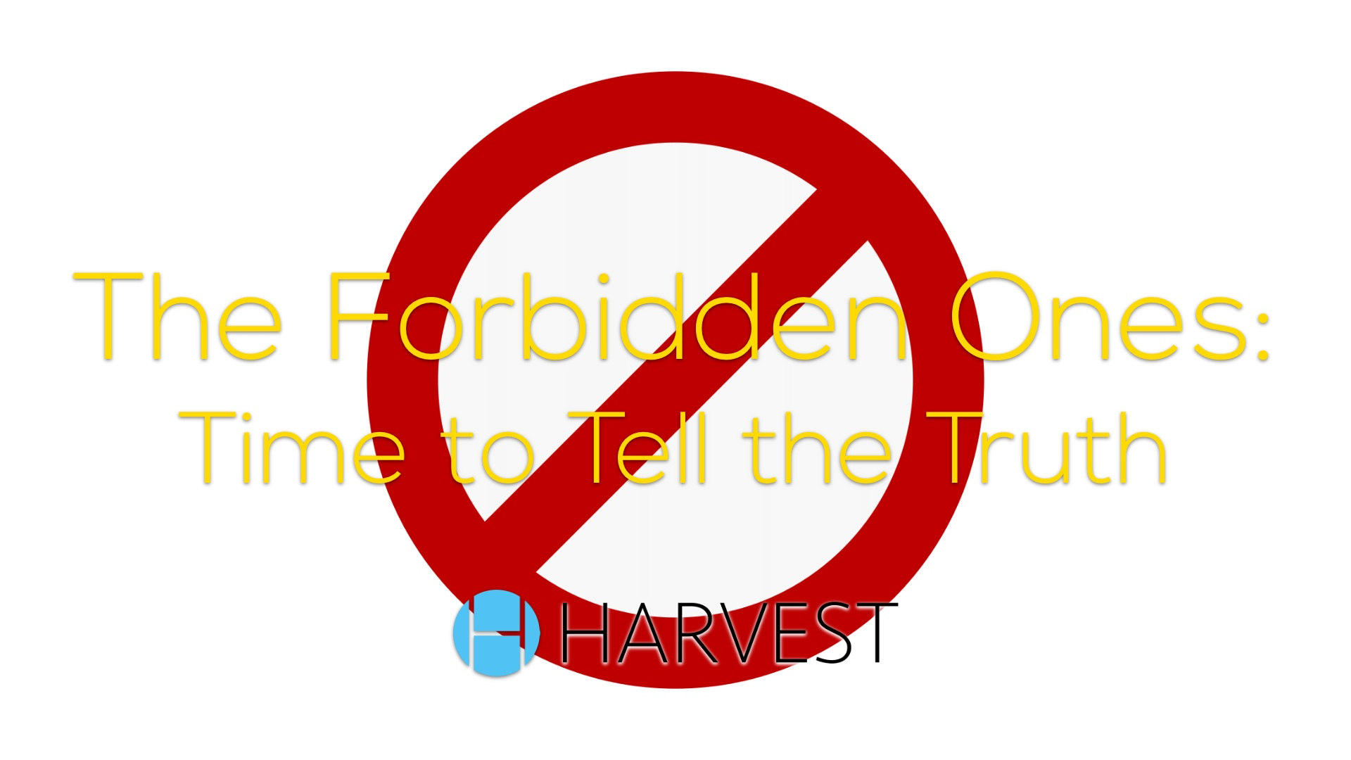 The Forbidden Ones: Our Heart for the LGBT Community
